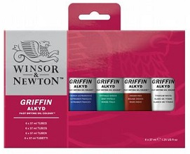 Griffin alkyd - sets