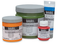Liquitex soft body acryl flacon 237 ml.