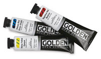 Golden Open acryl tube 60 ml.