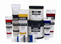 Liquitex Heavy Body acrylverf