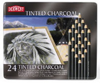 Derwent Tinted Charcoal - sets