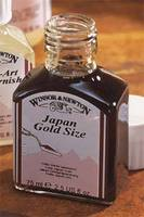 Winsor & Newton Japan gold size