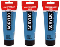 Spectaculaire aanbieding: Amsterdam acryl tube 250 ml.