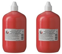 Ara acrylverf 1000 ml.