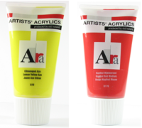 Ara acrylverf tube 150 ml.