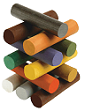 Cretacolor chunky art sticks