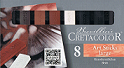Cretacolor art sticks