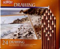 Derwent soft drawing pencils