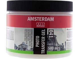 amsterdam foto transfer gel amsterdam acryl gelmediums amsterdam hulpmiddelen acrylverf. Black Bedroom Furniture Sets. Home Design Ideas