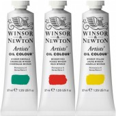 Winsor & Newton artists' olieverf tube 37 ml.