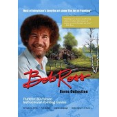 Bob Ross 6.5 uur 3 DVD´s barns collection