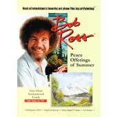 Bob Ross DVD peace offerings of summer