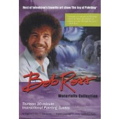 Bob Ross 6.5 uur 3 DVD´s waterfalls collection