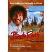 Bob Ross 6.5 uur 3 DVD´s lakes collection