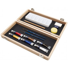 W&N cotman aquarel art box 13-delig