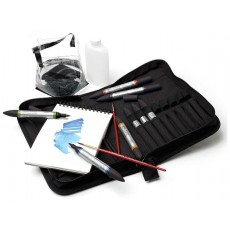 W&N watercolour marker travel set