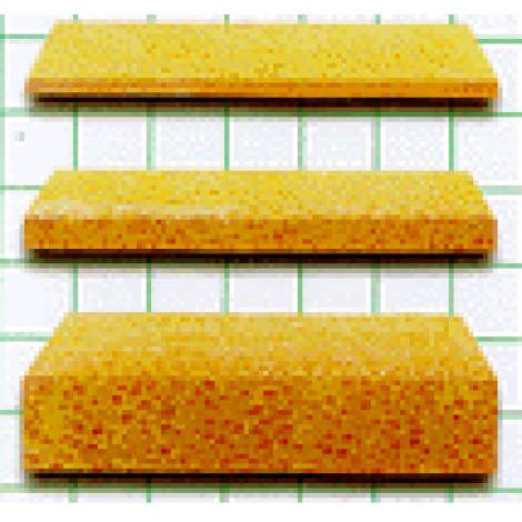 Miracle sponges - 115 x 73 mm.
