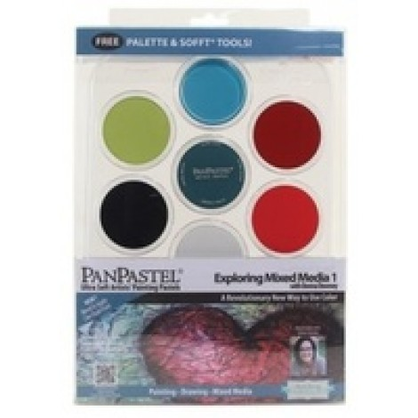 PanPastel mixed media kit nr. 1