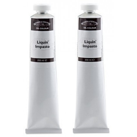 W&N liquin impasto medium - tube 60 ml.
