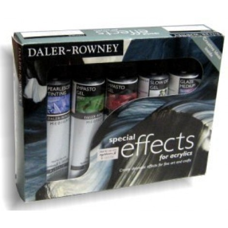 Daler Rowney Special effects set