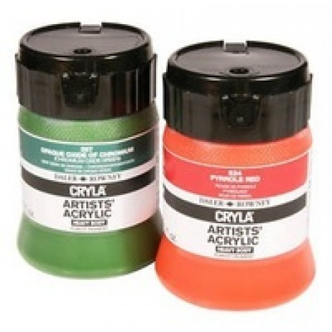 Cryla artists acryl flacon 250 ml.