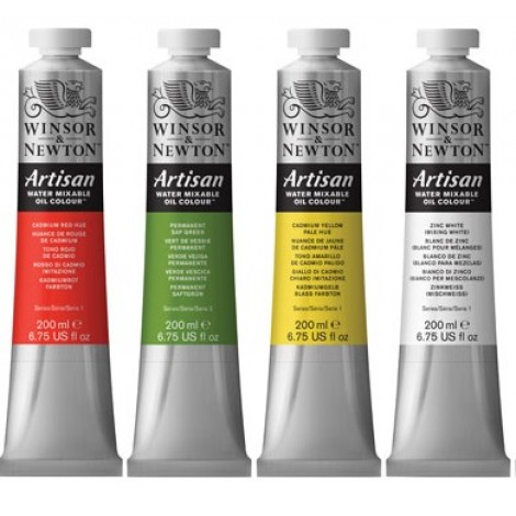 Artisan olieverf tube 200 ml.