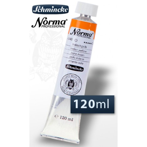 Norma professional olieverf tube 120 ml.
