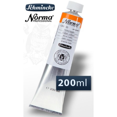 Norma professional olieverf tube 200 ml.