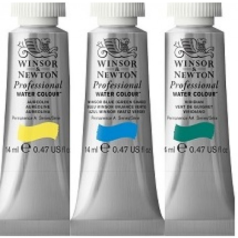 Winsor&Newton artists aquarelverf tube 14 ml.