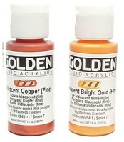Golden Fluid Acrylics 118 ml.