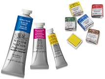 Winsor & Newton artists' aquarelverf