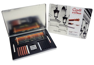 Conté assortiment sets