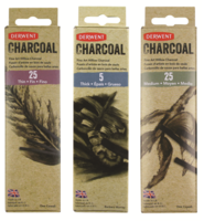 Derwent willow charcoal