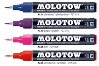 Molotow grafx aqua penseelstift
