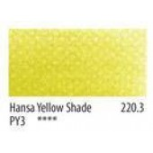 PanPastel - hansa yellow shade