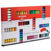 Amsterdam acryl set 72 x 20 ml.