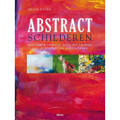 Abstract schilderen - Brian Ryder