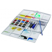 Cotman painting plus set