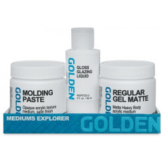Golden mediums explorer introductieset