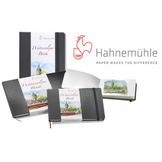 Hahnemühle watercolour travelbooks