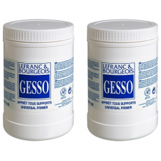 Lefranc & Bourgeois gesso flacon 1000 ml.