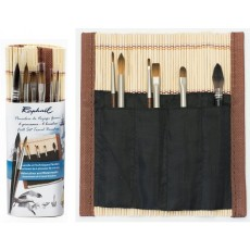 Raphael travel mini brush set