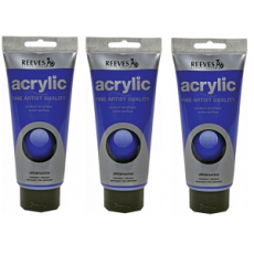 Reeves fine art acryl tube 200 ml.
