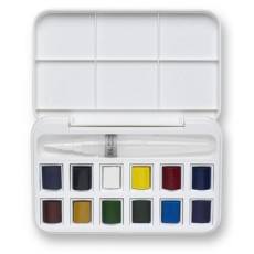 W&N Cotman aquarel brush pen set