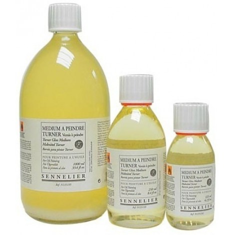 Sennelier turner medium flacon 75 ml.