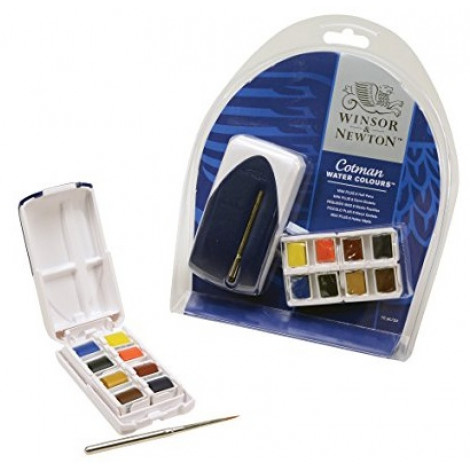 W&N Cotman PLUS Mini set