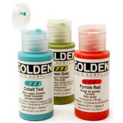 Golden Fluid Acrylics 30 ml.