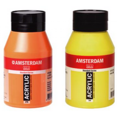 Amsterdam acryl flacon 1000 ml.