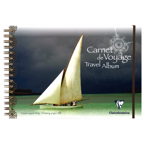 Clairefontaine travel album blok 30 vel A4