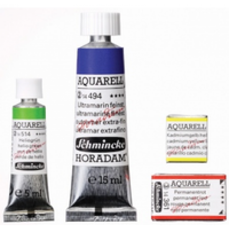 Schmincke Horadam aquarel tube 15 ml.